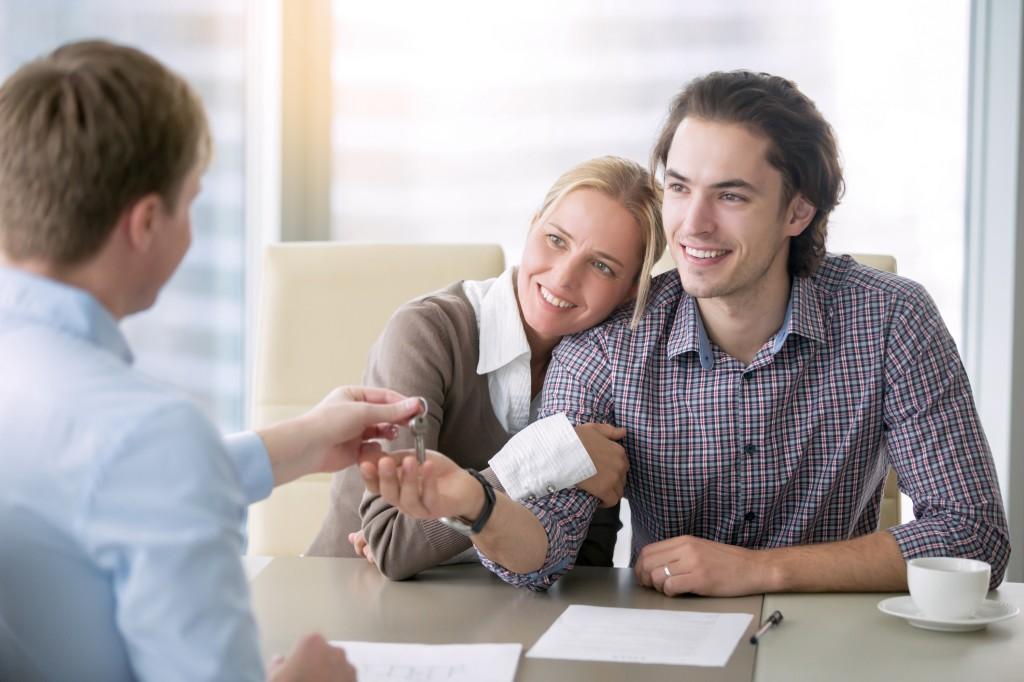 Aumento de créditos inmobiliarios
